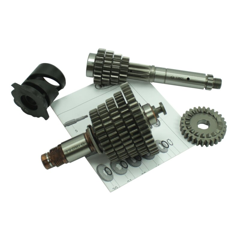 simson 5 gang getriebe s51 s70 kr51 schwalbe sr50 tuning