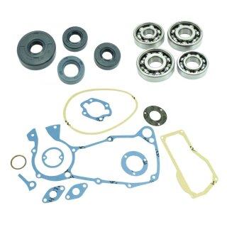 Set Dichtungssatz Wellendichtringe braun für Simson Motor SR2  SR2/E  KR50 Roller-Teile Auto & Motorrad: Teile