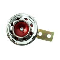 Moped Hupe Signal-horn chrom 12V pass f Simson S51 S53...