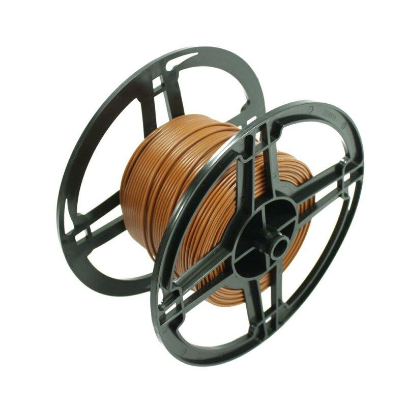 1m kabel fahrzeugleitung 0 75mm braun pass f simso. Black Bedroom Furniture Sets. Home Design Ideas