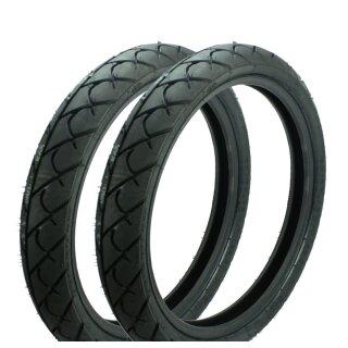 für Simson S51 S50 KR51 Schwalbe S53 70 2,75x16 Rad Reifen Schlauch Mantel pass