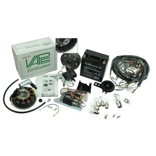 Simson Vape Magnete vergossen Schwalbe KR51 12V 100W Zündung Elektronik